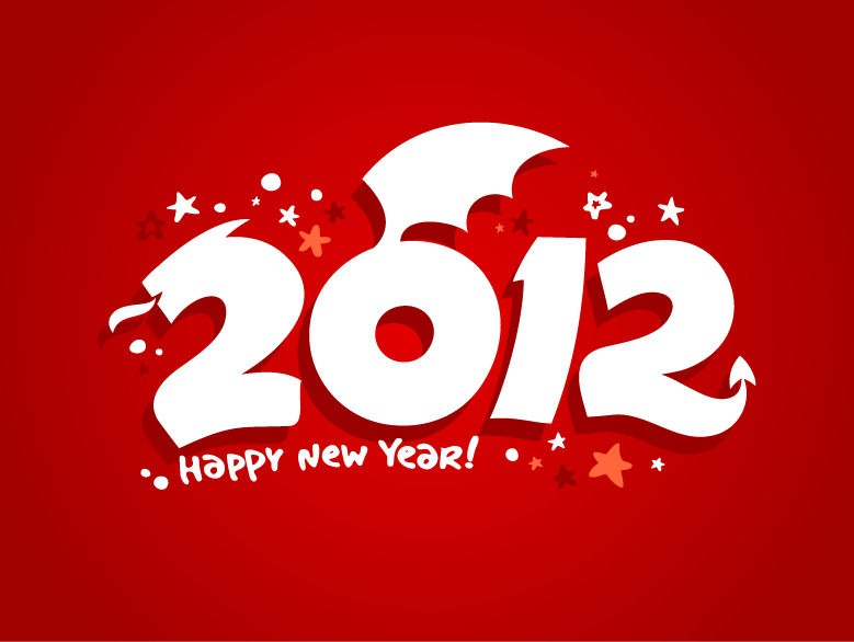 happy - Chinese New Year 2012